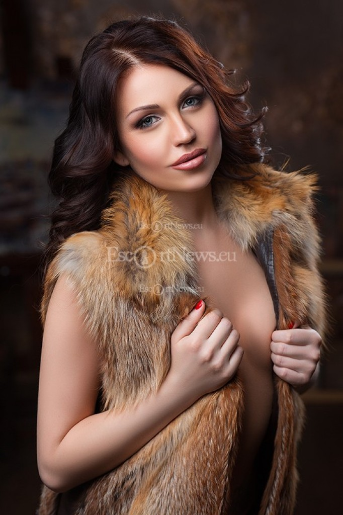 Escort in St. Petersburg - Olga