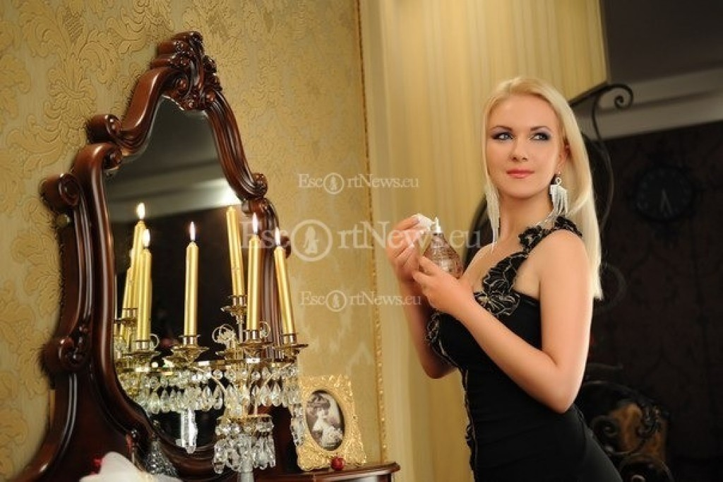 Escort in St. Petersburg - NATELLA-CDC
